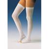 BSN Medical Anti-embolism Stockings Anti-Em/GP Waist-high Large, Regular White Inspection Toe MON 309064PR