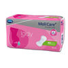Hartmann Bladder Control Pad MoliCare® Premium Light Absorbency One Size Fits Most Female Disposable, 14/BG MON 16343101