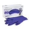 McKesson Exam Glove Confiderm NonSterile Powder Free Nitrile Textured Fingertips Blue X-Large Ambidextrous MON 957804BX