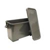 Saalfeld Redistribution Charging Mop Bucket 6 Gallon Gray MON 16404100