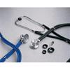 Exam & Diagnostic: McKesson - Sprague - Rappaport Binaural Stethoscope entrust® Performance Plus Black 2-Tube 22 Inch Dual Head