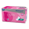 Hartmann Bladder Control Pad MoliCare® Premium Moderate Absorbency One Size Fits Most Female Disposable, 14/BG MON 16443101