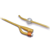 Medtronic Foley Catheter Ultramer 2-Way Coude Tip 5 cc Balloon 16 Fr. Latex MON 16611900