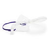 McKesson Oxygen Face Tent Under the Chin Adult One Size Fits Most Adjustable Elastic Head Strap MON 16613950