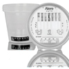 Alere Drugs of Abuse Test iCup® Dx 6-Drug Panel with Adulterants BZO, COC, mAMP/MET, OPI, OXY, THC (BL, CR, NI, pH, SG) Urine Sample CLIA Waived 25 Tests MON 16712400