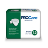 First Quality ProCare® Incontinence Briefs, 2XL, 12 EA/BG MON 17173101