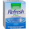 Allergan Pharmaceutical Refresh Plus™ Lubricant Eye Drops MON 17672700