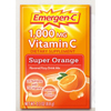 Pfizer Oral Supplement Emergen-C Super Orange 0.3 oz. Individual Packet Powder MON 17722710