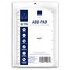 Abena Abdominal Pad Cellulose / Nonwoven 5 X 9 Rectangle Sterile MON 1073068CT