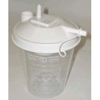 Mada Medical Products Suction Canister (178B), 10 EA/CS MON 230807CS