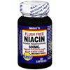 Basic Drug Niacin Supplement 500 mg, 60 per Bottle MON 17872700