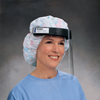workwear headwear: Halyard - Guardall Shield- Face Shield (41204)