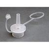 respiratory: Carefusion - Adapt O2 Stem Plug 50EA/CS