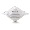 Masks Surgical Procedural Masks: 3M - Particulate Respirator / Surgical Mask VFlex Flatfold Head Strap (1805)