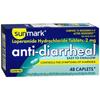 OTC Meds: McKesson - Anti Diarrheal sunmark® Caplets, 48/CT