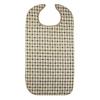 Beck's Classic Bib Snap Closure Reusable 55% Cotton / 45% Polyester, 12/DZ, 5DZ/CS MON 1118854CS