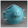 3M Health Care Particulate Respirator and Surgical Mask MON 18601100