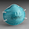 3M Health Care Particulate Respirator and Surgical Mask MON 18611100