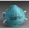 3M Particulate Respirator / Surgical Mask Cone Earloops (1860S) MON 18611101