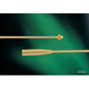 Bard Medical Nephrostomy Catheter Pezzer / 2-Eye Proportionate Head 18 Fr. Latex MON 18641900