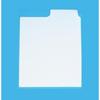 Health Care Logistics Card Divider 6-7/8 X 8-15/16 Inch, Tab: 1 X 3-1/8 Inch, 1/EA MON 18713400
