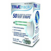 Glucose: Nipro Diagnostics - Blood Glucose Test Strips TRUEtrack™ 50 Test Strips per Box, 50EA/BX