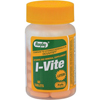 Major Pharmaceuticals Vitamin Supplement I-Vite Tablet 60 per Bottle MON 18962700