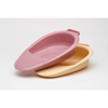 Bedpans: Medical Action Industries - Fracture Bedpan Medegen Dusty Rose 1 Quart Female, 12EA/CS