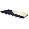 Span America Bed Mattress Geo-Mattress with Wings® Therapeutic Raised Perimeter Mattress 35 X 75 X 6 Inch, 8 Inch Side MON 19180500