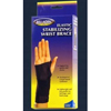DJO Wrist Brace Elastic Left Hand Medium MON 19203000