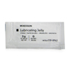 Wound Care: McKesson - Lubricating Jelly 3 Gram Individual Packet Sterile
