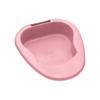 Medical Action Industries Medegen Stackable Bedpan. Dusty Rose, 1¾ Quart (H111-10) MON 195650EA