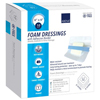 Abena Foam Dressing 6 X 6 Square Adhesive with Border, Sterile MON 19652110