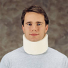 Cervical Collars: DeRoyal - Cervical Collar Firm Density Foam Medium Serpentine 4 Inch Height 20 Inch Circumference