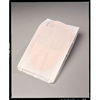 Tidi Products Bedpan Cover 3.5 H x 11.5 x 19, White, Open Back, Flushable MON 20101205
