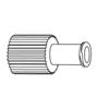 B. Braun Luer Replacement Cap Red Cap®, 100 EA/BX MON334469BX