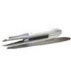 Pacific World Corporation Slanted Tip Tweezers (5-29DR/2021) MON 583356EA