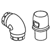 Fisher & Paykel Elbow Kit FlexiFit® 431 MON 20306400