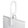 Apex-Carex White Bathtub Rail MON 20403501