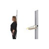 Health O Meter Height Rod Health O Meter® Polymer Wall Mount MON 1014770EA