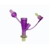 Applied Medical Technologies ENFit™ Y-Port Transition Adapter w/ Enhanced Med-Port (TRN204) MON 20544601