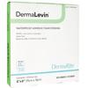 DermaRite Foam Dressing Dermalevin™ Adhesive 4 X 4 Square, 10EA/BX MON 20802100
