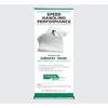 J & J Healthcare Systems Absorbable Hemostat Surgicel® Snow, 1 x 2, 10/CS MON 806353CS