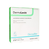 DermaRite Foam Dressing DermaLevin™ Adhesive 4 X 4, 10EA/BX MON 20852100