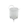 Coloplast Urinary Leg Bag Conveen® Security+ Anti-Reflux Valve 1000 mL Vinyl MON 906241BX