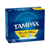 Procter & Gamble Tampon Tampax Regular Absorbency Cardboard Applicator MON 21101700