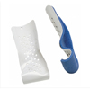 DJO Wrist / Forearm Splint PROCARE® Colles Aluminum / Foam Left Hand White / Blue Large MON 21173000