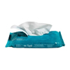 "Personal Care Wipes: Professional Disposables - Washcloth Hygea® Solo™ 8"" X 12"", 96EA/PK 6PK/CS"