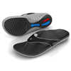 Hospital Apparel Sandals: Spenco - Sandals Spenco Polysorb Yumi Black / Pewter Male