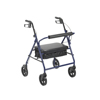 McKesson 4 Wheel Rollator (146-10216BL-1) MON 21613801